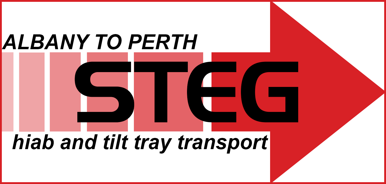 STEG towing for heavy tilt slide and hiab transportation of containers, trucks, tractors, backhoes, bobcats, excavators, 4WD's, forklifts and smaller vehicles as well as transportable buildings and general cargo cartage. Cartage / Freight service for 20ft containers, machinery, building supplies, caravans and oversized items.